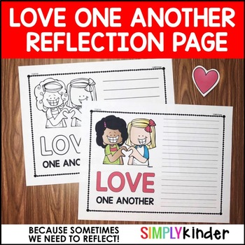 Love One Another Reflection