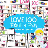 Hundred Chart Game