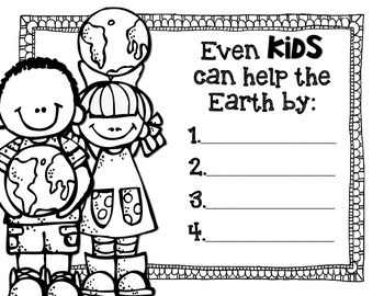 Love Our Earth! And Earth Day Pack of Fun!