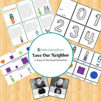 Love Our Neighbor: The story of a Good Samaritan
