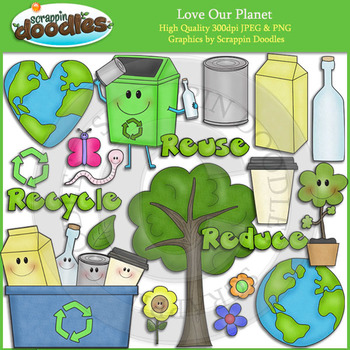 Love Our Planet