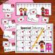 Kindergarten Centers: Groundhog Day, Valentine's Day, and President's Day