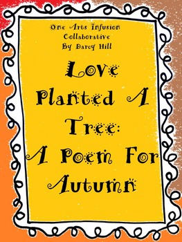 Love Planted A Tree: A Poem For Autumn