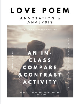 Love Poem Comparison and Analysis