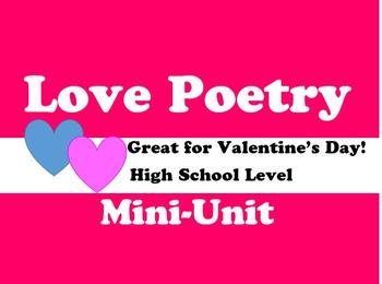 Love Poetry Bundle
