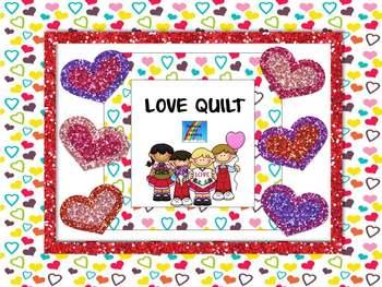 Valentines Day Quilt