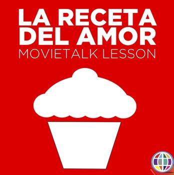 Storytelling Unit (Film, Grammar based): Love Recipe (4 da