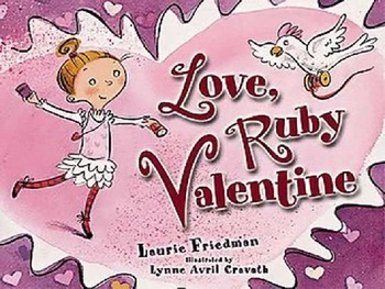 Love, Ruby Valentine Story Based Lesson