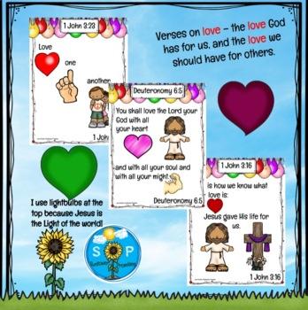 Love Scripture Pack