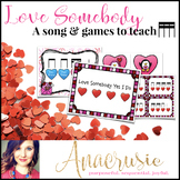 Love Somebody - A Song & Game for Sixteenth Notes