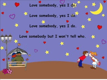 "Love Somebody - Valentine Song-Prep. New Rhythm Pattern ""Ta-a"" (SMNTBK Edition)"