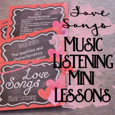 Love Songs Music Listening