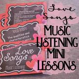 Love Songs Music Listening