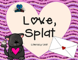 """Love, Splat"" Book Companion"