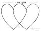 Love, Splat - Writing Craftivity
