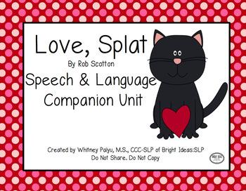 Love, Splat - Speech & Language Unit