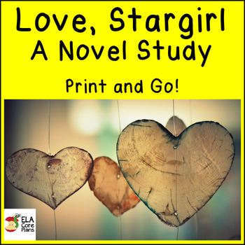 Love, Stargirl Teaching Unit