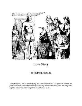 Love Story - A Sci-fi Short Story