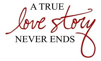 Love Story Pre-Writing activity