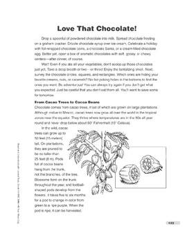 Love That Chocolate! (Lexile 1030)