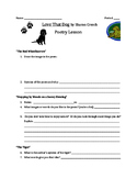 Love That Dog by Sharon Creech: during reading packet, tes