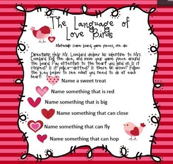 Love That Valentine Language!
