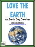 Love The Earth:  An Earth Day Research and Writing Project PLUS Centers!