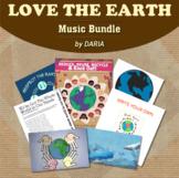 Love The Earth Music Bundle