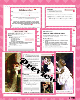 Summary Activities Skills Practice with Arts Infused Lessons