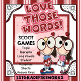 Love Those Words - SCOOT GAMES
