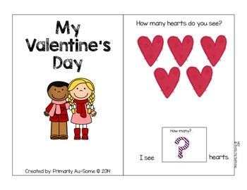 Love To Count  (A Set of 2 Interactive Counting Books )