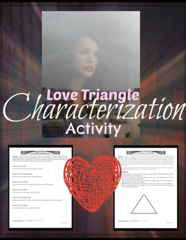 Characterization & Love: Literary Elements & Writing Analy