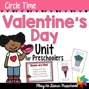 Valentine Circle Time Unit