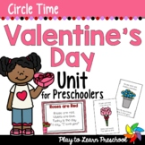 Valentine Circle Time Unit