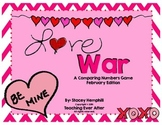 Love War- A Comparing Numbers Game- 1-99