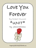 Love You Forever BOOK  UNIT