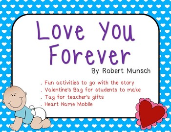 Love You Forever - Valentine's Day Fun