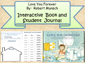 Robert Munsch Love You Forever Pdf