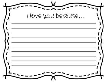 Love You to Pieces Valentines Day Card