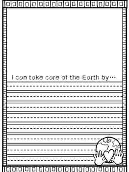 Love Your Earth { Earth Day Packet! }