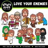 Love Your Enemies Clip Art