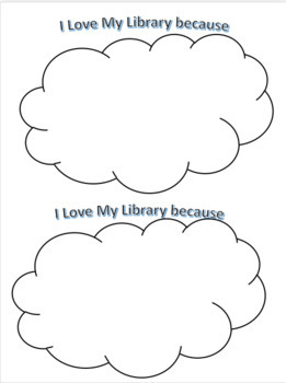 Library Mini Booklet