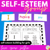 Self-Esteem Girls Counseling Group: Love Your Selfie Girls Confidence Group