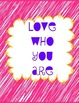 Love Yourself: Self-Esteem Pack