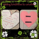 Love and Kindness: Valentine's (or Any Day Activity)
