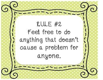 Love and Logic Rules