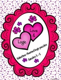 Love and Logic - Valentine themed Logic Puzzles