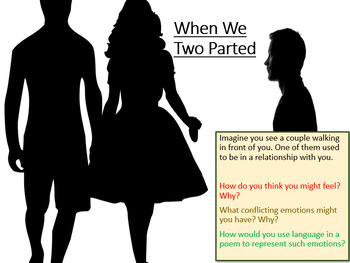 Love and Relationships - When We Two Parted