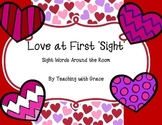 Love at First 'Sight': Valentine Day's Themed Sight Word