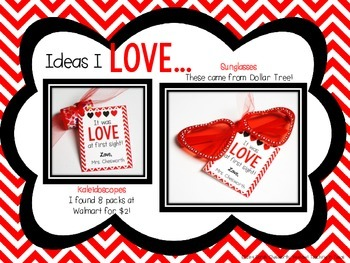 Love at First Sight Valentine Printable